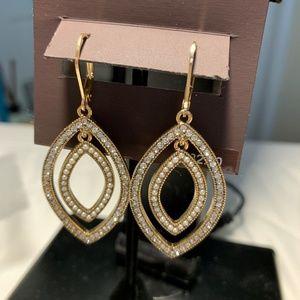 Anne Klein Jewelry - Attractive design drop earrings